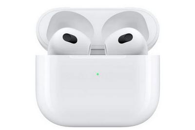 苹果AirPods 3无线耳机和抛光布首批开始向客户发货
