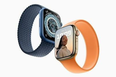 """苹果""""Apple Watch Pro""""品牌名称Logo曝光"""