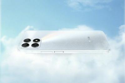 荣耀X30i预热:轻薄出众,银色版本外观公布