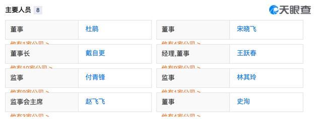 王跃春在山水创投任经理、董事