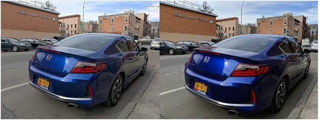 ▲ 左为诺基亚 9 PureView,右为 Pixel 3 XL 图片来自:Digital Trends