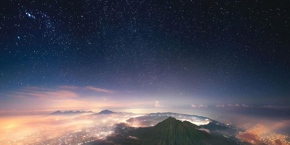 震撼绝美!盘点全球最美火山风光