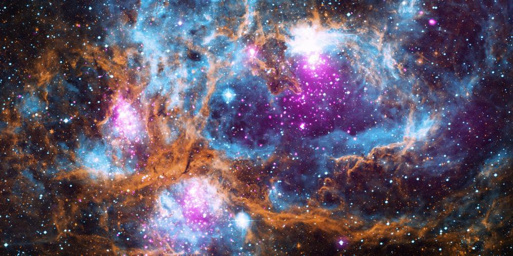 绝美太空照都是科学家PS的?但宇宙真的太美了