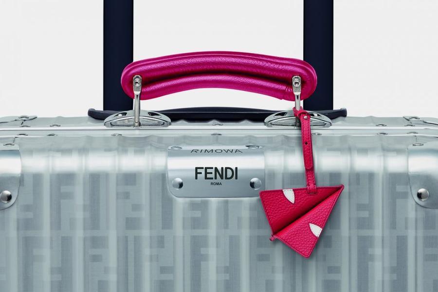 百年旅行箱逆袭 日默瓦 x Fendi合作款第二弹将上线
