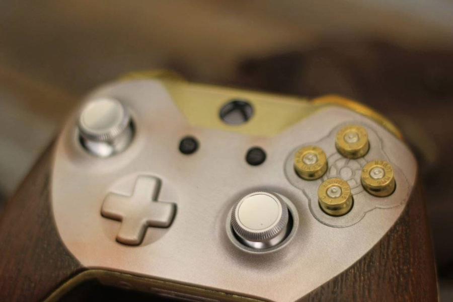Xbox推出《荒野大镖客:救赎2》限量Xbox One手柄