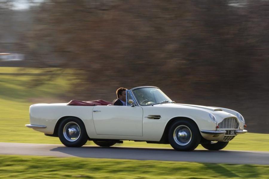 模块化设计加电动机 阿斯顿马丁让老爷车重返第二春