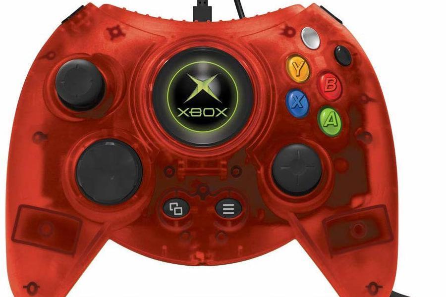"""爱不释手 骚红色复古风Xbox One手柄""""公爵""""预售"""