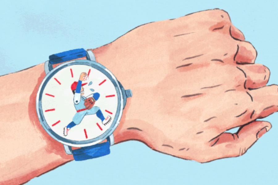 让人沦陷的6款手表,让你和撞表说byebye