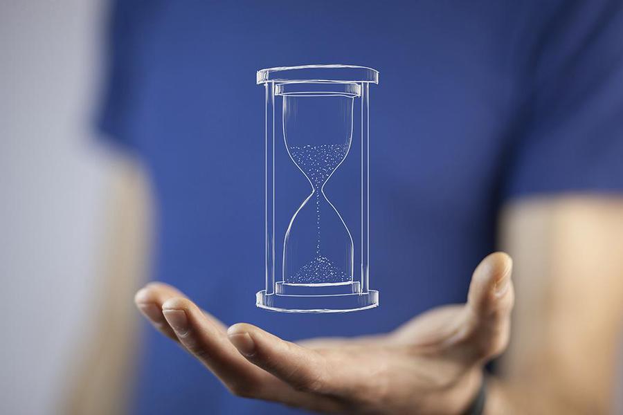 这是一个开始了就停不下来的计时器 可以持续2737年