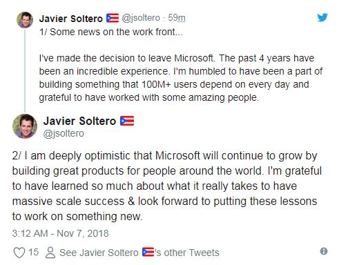 智东西早报:锤子发布三款非手机新品 微软小娜负责人将离职