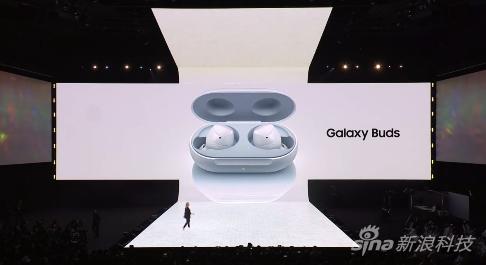 Galaxy Buds无线蓝?#34013;?#26426;
