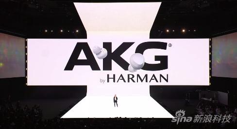 内置AKG音频技术