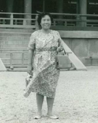 安本正义的奶奶李元照