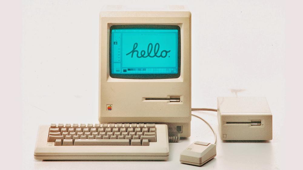 爱改装:当老Mac有了透明版