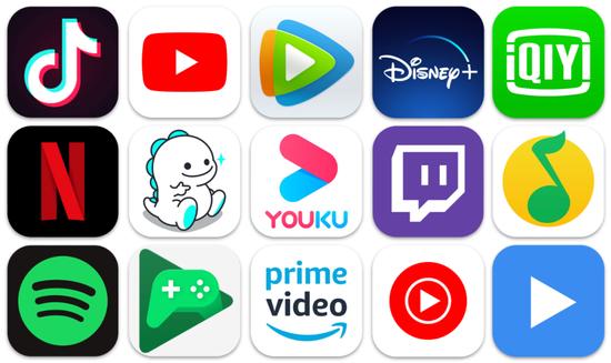 2020年全球热门娱乐应用 抖音及TikTok获双榜冠军|抖音|TikTok