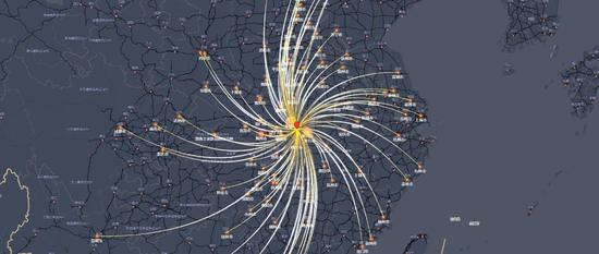 百度迁徙丨题图