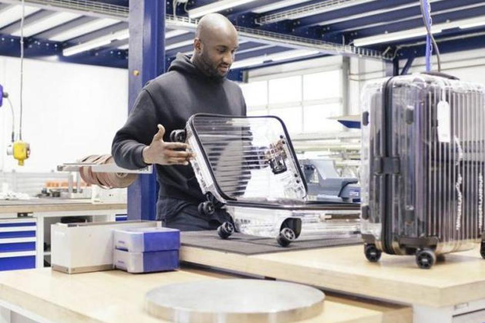 将透明进行到底 Off-White与日默瓦塑料箱上市