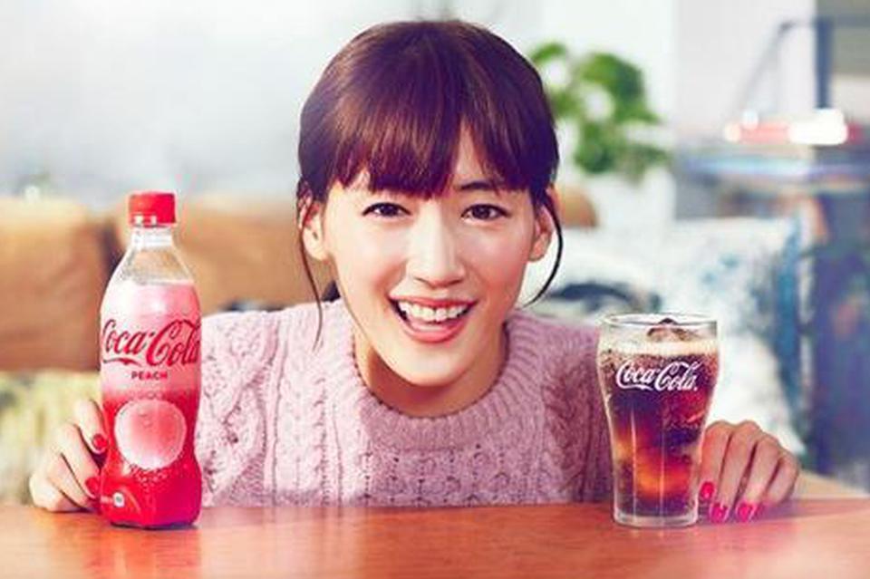 柠檬味透明可乐上市在即 这不就是传说中的雪碧吗?