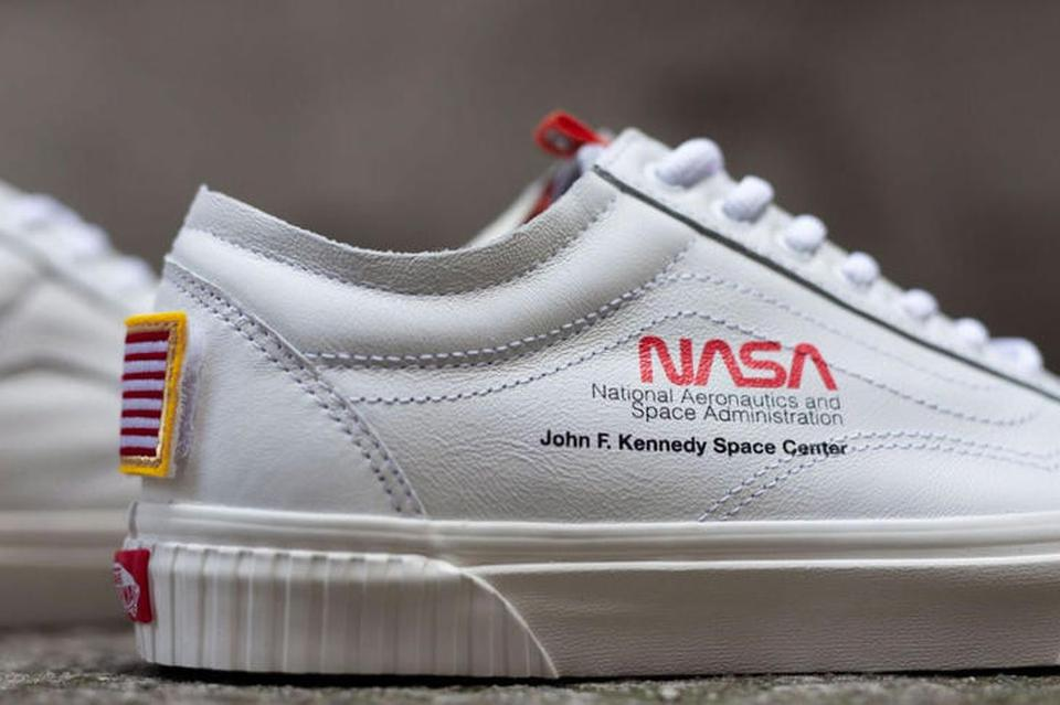 Vans X NASA 潮人的初秋單品都在這兒了