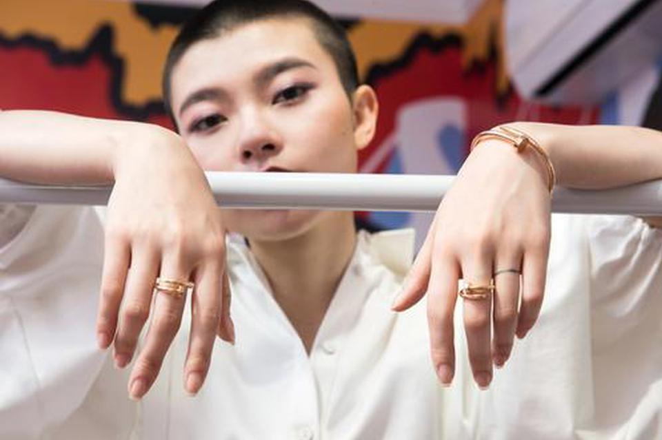 H&M又来联名 这次是中国独立设计师ANGEL CHEN