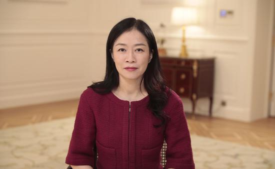 华为陈黎芳:相信技术的力量 科技不该被政治化和妖魔化