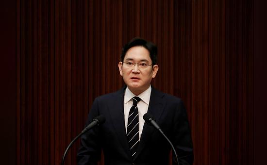 韩国检方起诉三星领导人李在镕操纵股票