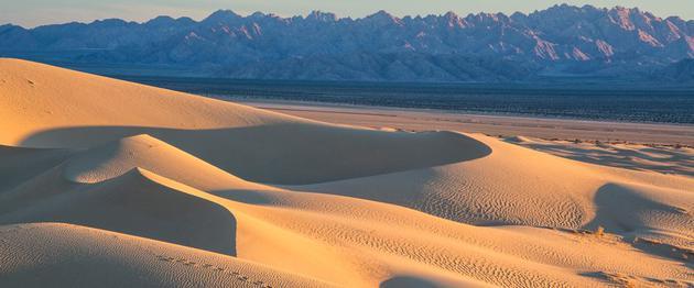 Mojave沙漠