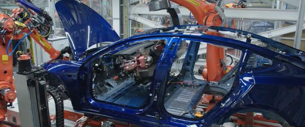 为解决生产瓶颈问题:特斯拉暂停Model 3生产线旧游网