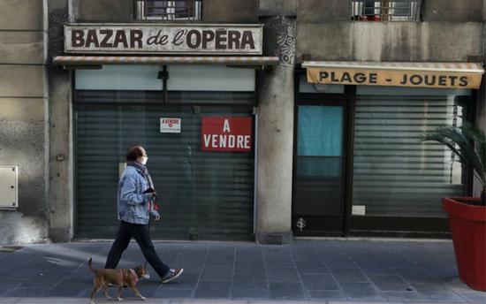 """受疫情影响 亚马逊在法国的""""黑色星期五""""购物活动推迟至12月4日"""
