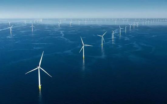 世界最大海上风电场HornseaOne
