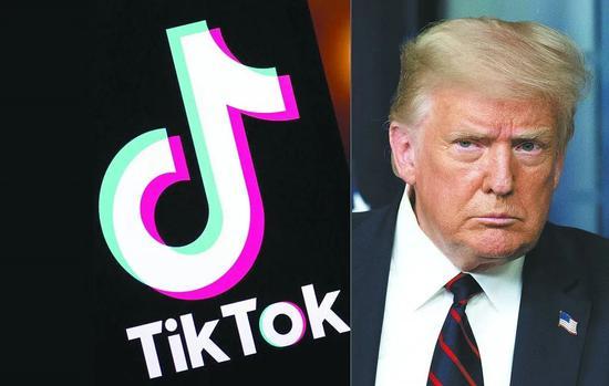 欧洲俄罗斯围观美国强买TikTok 不禁发出感叹