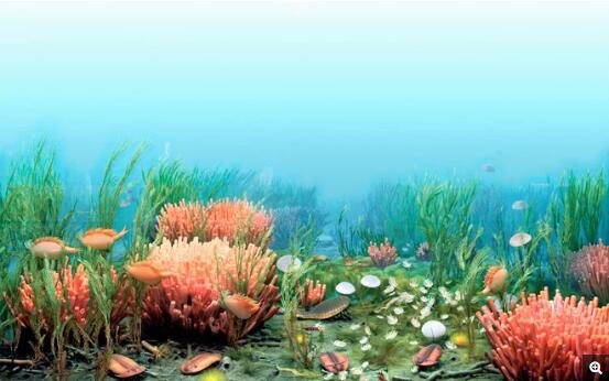 在5.2亿到5.4亿年前,古老的海洋动物在挖掘海底沉积物的过程中,无意间触发了一场全球性的气候变暖事件