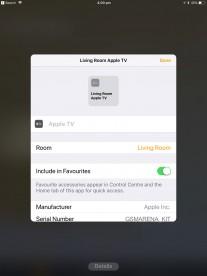 AirPlay 2出现在Home App中 Home App的附件选项和信息