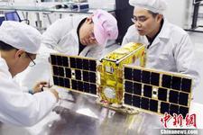 """全球首颗""""共享卫星""""发射 将导航定位推入亚米级时代"""