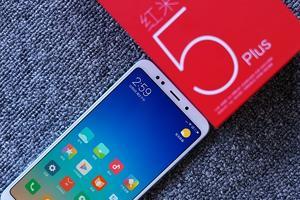红米5系列手机开箱图赏