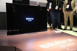 索尼发布了OLED电视新品