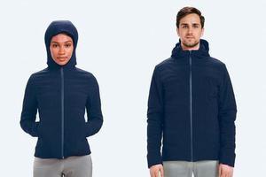 美国推出自动加热夹克
