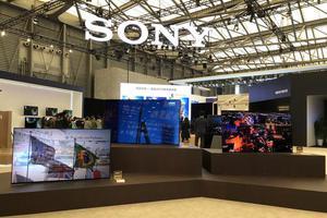 索尼OLED电视新品A8F登陆国内