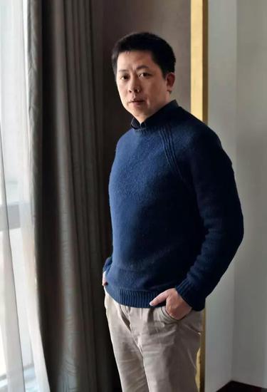 纵目科技CEO唐锐在自动驾驶上的切入点是做 共享汽车的自动泊车 摄影:史小兵