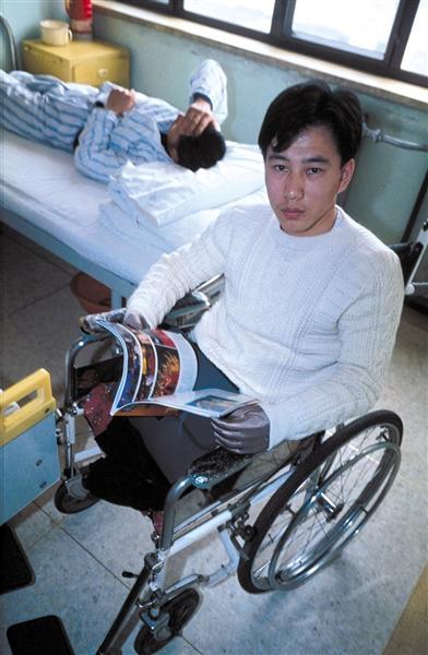 2001年的宋学文。视觉中国