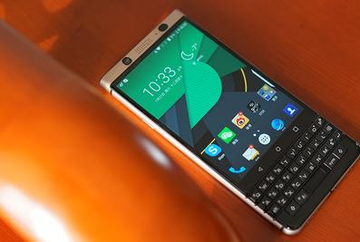 BlackBerry KEYone精英版手机图赏