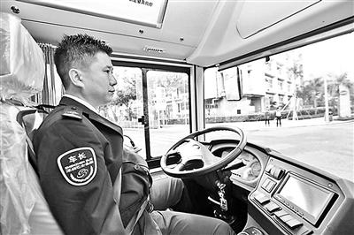 1.2公里路测时车辆自动驾驶,但有司机监控