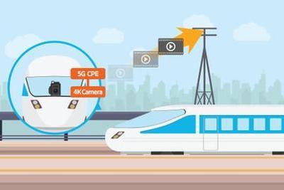三星在日本高铁上测试5G服务 速度高达1.7Gbps