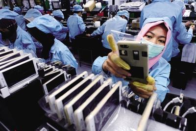 中国手机品牌OPPO、小米、vivo和华为东南亚高歌猛进