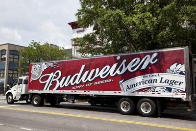 几年之后,喝个啤酒也得是特斯拉卡车送来的