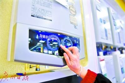 消费提示:购买恒温热水器如何分辨真假