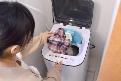 差一点能煮泡面的洗衣机你见过没?