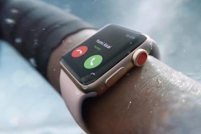 健康功能升级 Apple Watch或将内置EKG心脏监测器