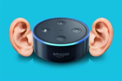 """亚马逊等智能音箱""""偷听""""用户 被指收集隐私信息"""