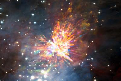 新观测刷新恒星锂元素丰度纪录 提供重要证据